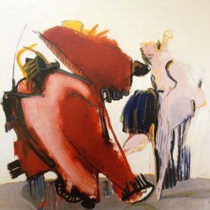 John Skinner painting