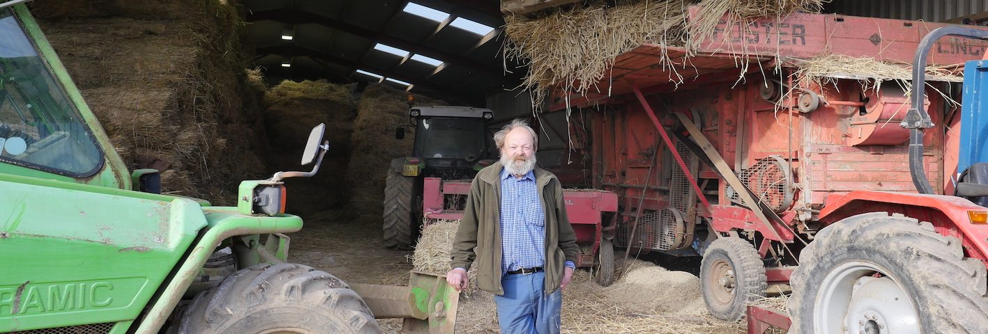 Dave Symonds thatcher