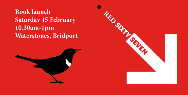 Bridport book launch for Red Sixty Seven