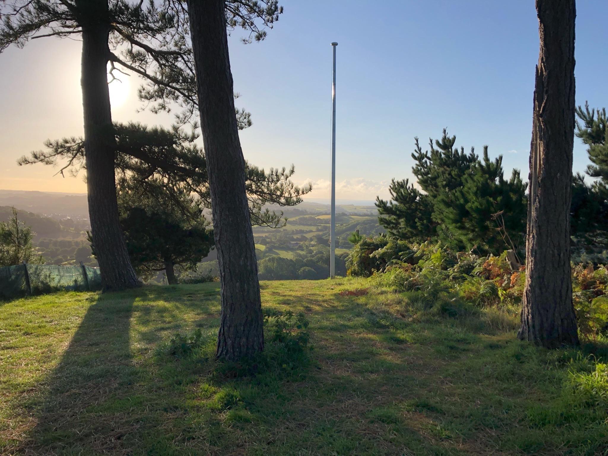 Colmer's Hill: emblem of Bridport